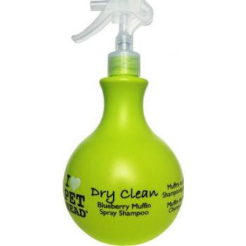 Pet Head TPHD2 Blueberry Muffin Dry Clean Spray 450ml