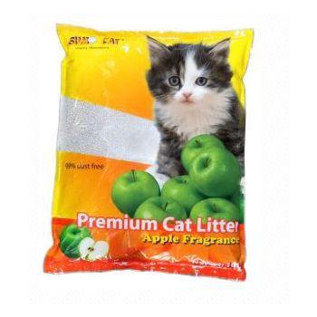 Sumo Cat Premium Cat Litter - Apple10L