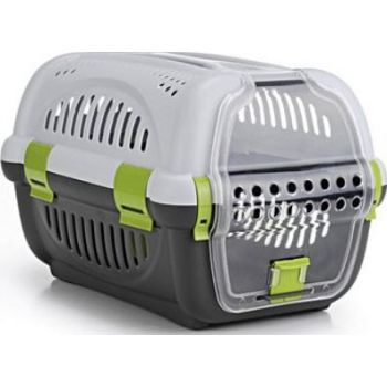 Beeztees Transport Box Rhino Grey Green
