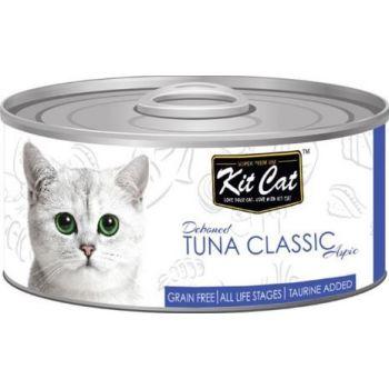 Kit Cat Wet Food Tuna Classic 80g