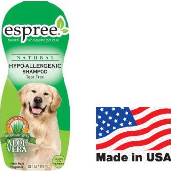 Espree Hypo-Allergenic Coconut Shampoo, 20 oz