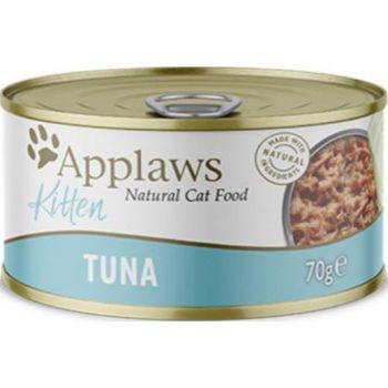 Applaws Cat Wet Food Kitten Tuna 70G TIN