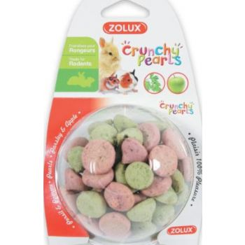 CRUNCHY PEARLS RODENT TREATS - PARSLEY/ APPLE