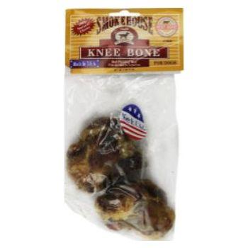 Smokehouse Knee Bone Dog Treats 2pk