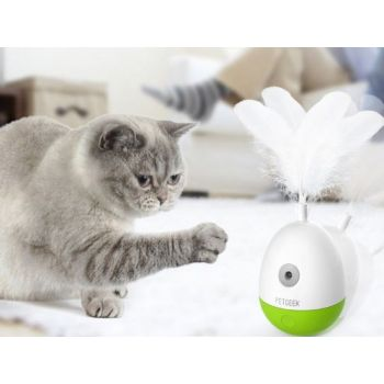 Cat Toys Joyful Laser Tumbler