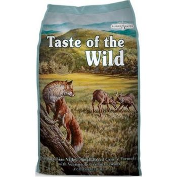 Taste Of The Wild Appalachian Valley small breed Canine 12,7kg